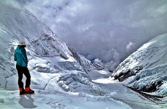 everest expedition hilaree o'neill camp 3