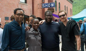 """12 Years a Slave"" premiered at the 2013 Telluride Film Festival."