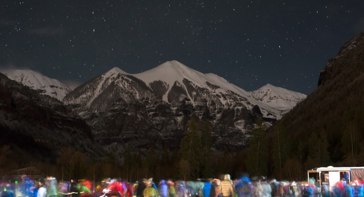Mountainfilm Under the Stars