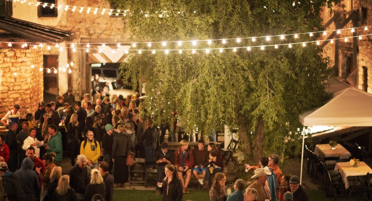 Art Under the Stars: Check Out the Telluride Transfer Warehouse Events