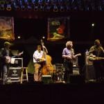 The Running of the Tarps at Telluride Bluegrass Festival