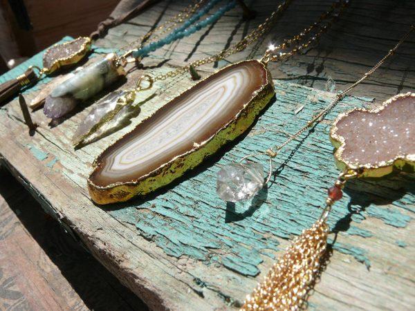 Jewelry by  Alyssa Flewelling