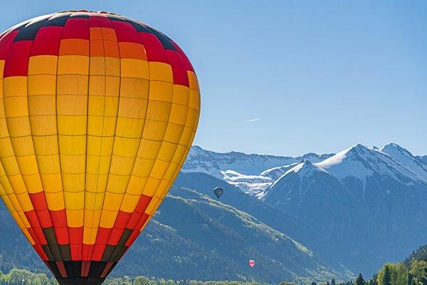telluride balloon festival